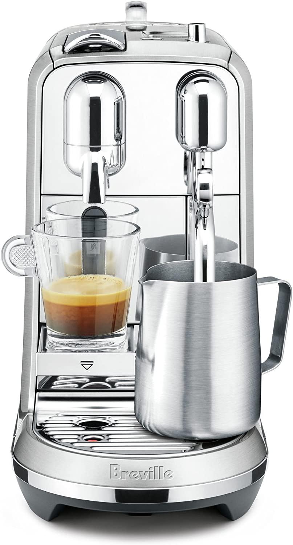 Nespresso Creatista Plus Coffee and Espresso Machine by Breville