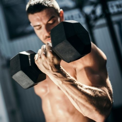 Coffee Benefit for Men - Increased Physical Activity