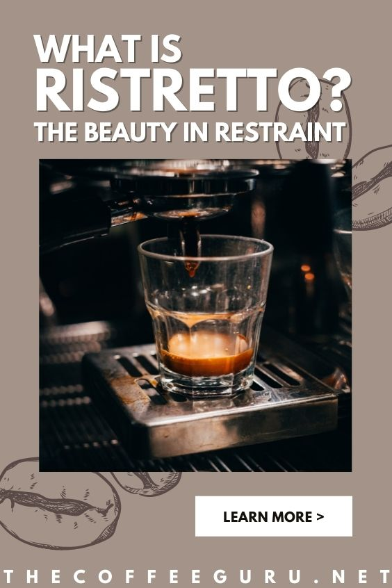 What is Ristretto?